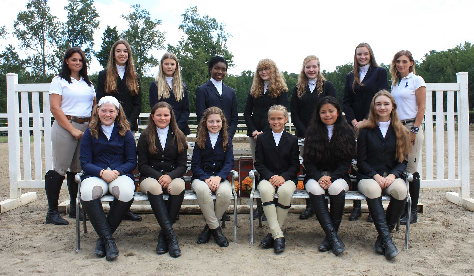 2020 IEA competitive team group photo.
